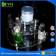 3 DrawersAcrylic  Clear Makeup Organizer Cosmetic Jewelry Box