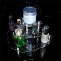 3 DrawersAcrylic  Clear Makeup Organizer Cosmetic Jewelry Box  4