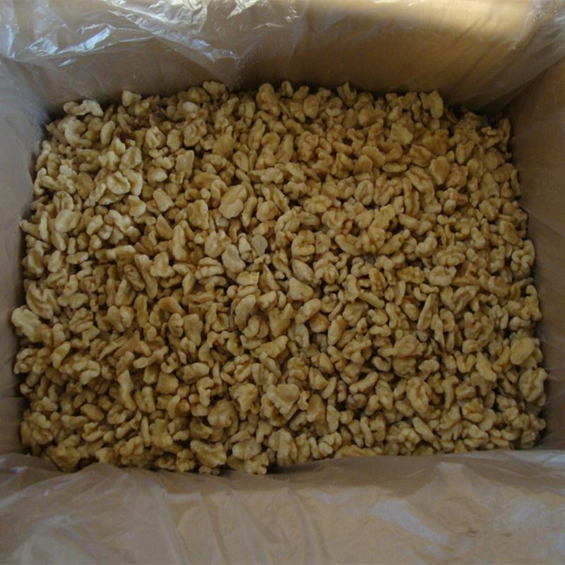 100% nature lowest price walnut kernel 5