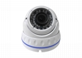 Metal Dome CMOS Sensor 2.8-12mm Lens