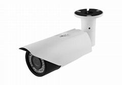 Outdoor Meting Housing IP66 1080P 2.8-12mm Lens Smart Zoom IP Surveillance Camer