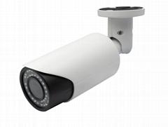 Advanced Outdoor IP66 2.0MP Smart Easy Adjustable Zoom H.265 IP Surveillance Cam