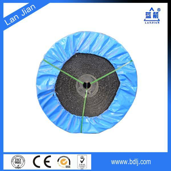 cleated flame resistant conveyor belt used 2