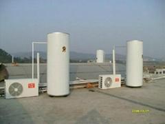 山东节能环保空气能冷暖空调