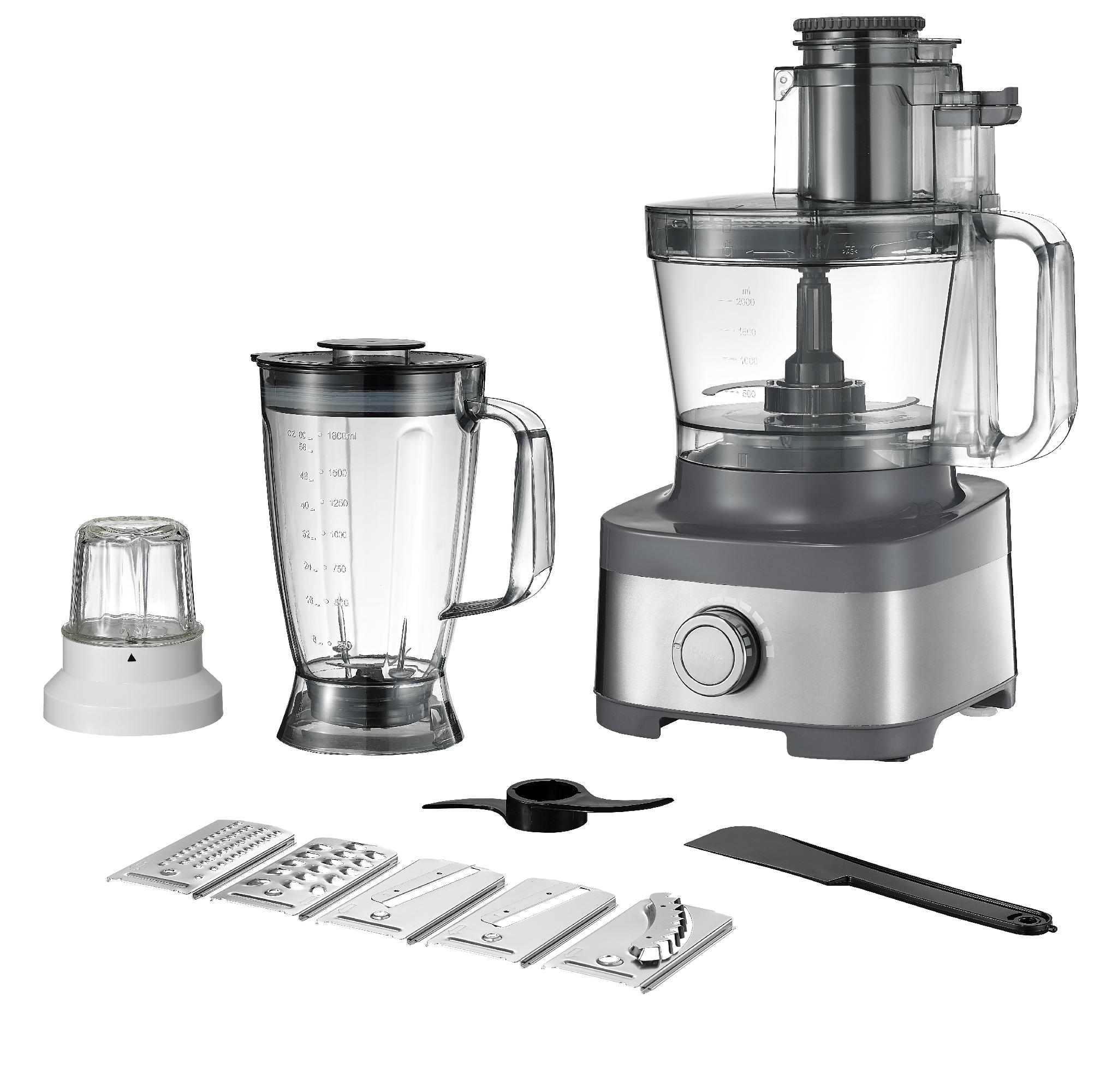 CB GS CE ROHS Certified  FP405 Food processor  5