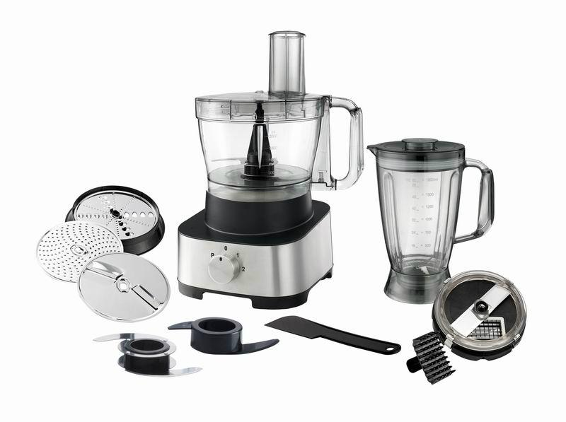 3.5 L FP404 Powerful Food Processor With Blender 1