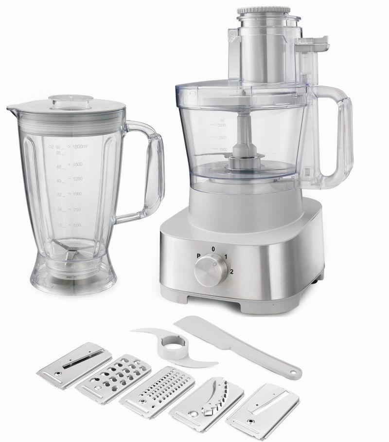 3.5 L FP404 Powerful Food Processor With Blender 4