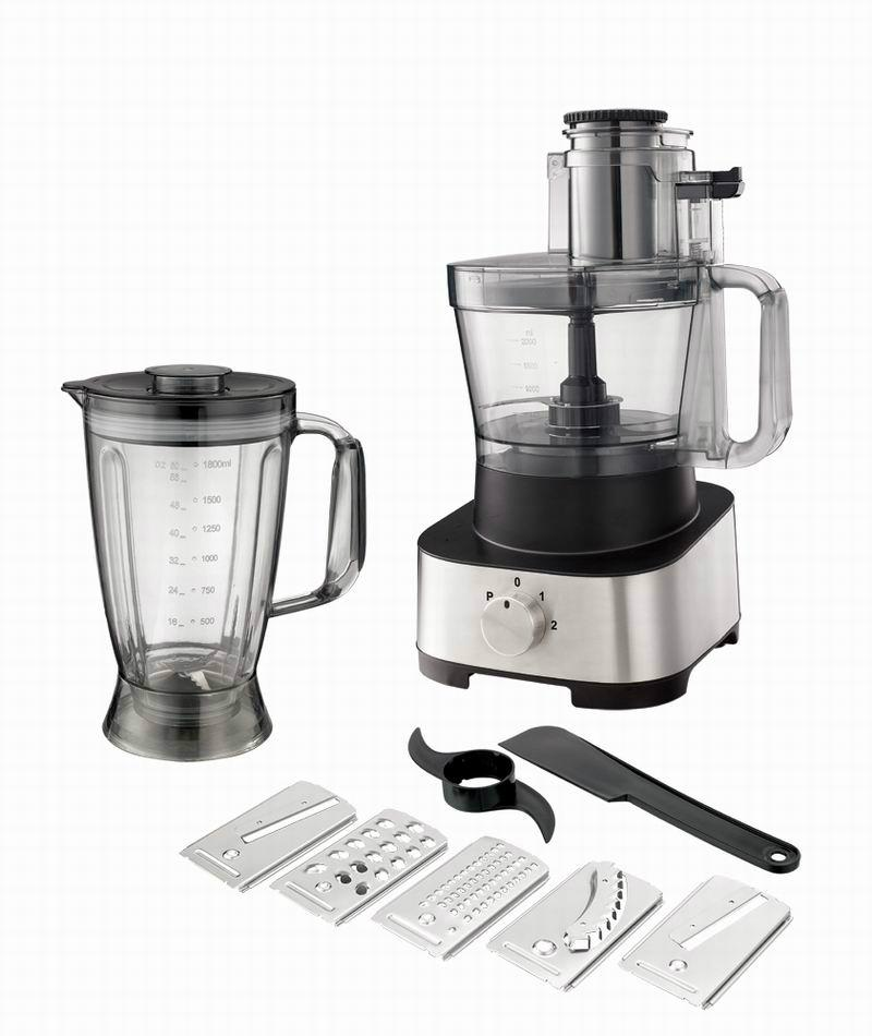 3.5 L FP404 Powerful Food Processor With Blender 5