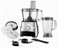 3.5L Bowl FP407 1000W Food Processor With Blender Jar And Grinder 2