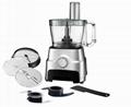 3.5L Bowl FP407 1000W Food Processor With Blender Jar And Grinder 3