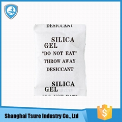 small pack moisture proof desiccant silica gel