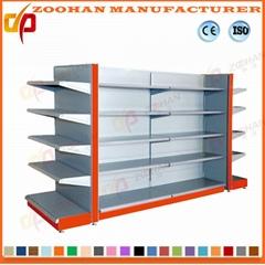 Cold Steel Supermarket Shelf Display Shelving Unit for Shops