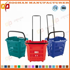 Plastic Supermarket Handle Shopping