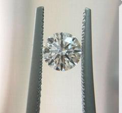 Uncut HPHT Rough Synthetic Diamond
