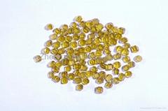 黃色鑽石粗顆粒用於刀具製作