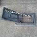 Ductile Iron Manhole Cover 3