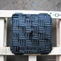 Ductile Iron Manhole Cover 5