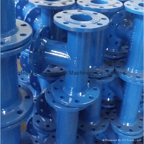 Flanged Pipe fittings 2
