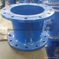 Flanged Pipe fittings 1