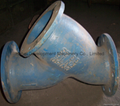 Flanged Pipe fittings 5