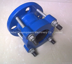 Ductile Iron Pipe Fittings & Joint