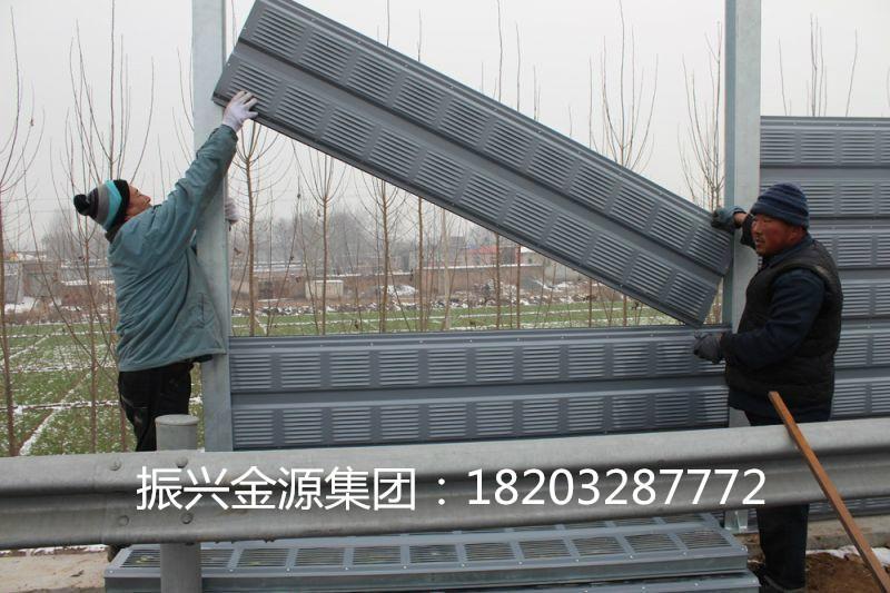 桥梁声屏障噪音污染治理  3
