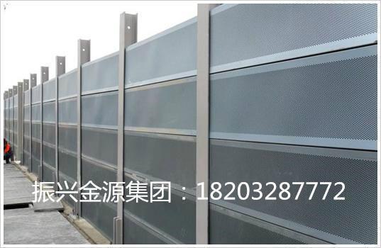 河北振兴专业生产消音隔音墙 1
