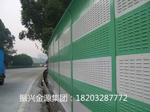 河北振兴专业生产消音隔音墙 3