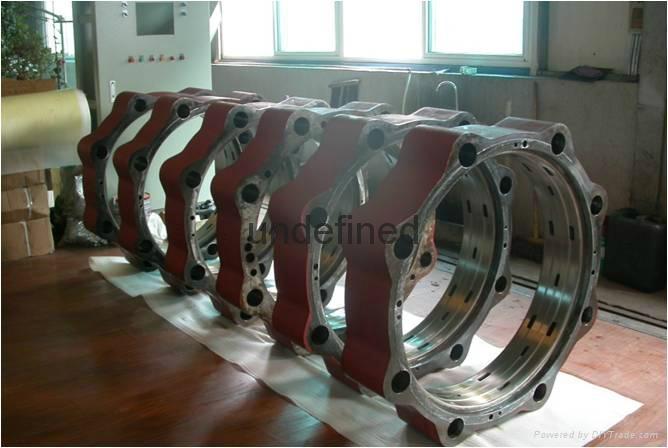 武漢成都超音速噴鍍機械密封行業碳化鎢塗層 1