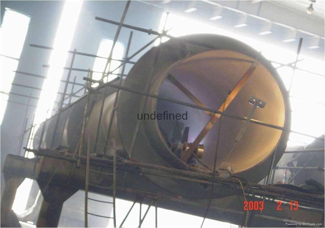 超音速噴塗軸承軸套機械密封碳化鎢塗層 2