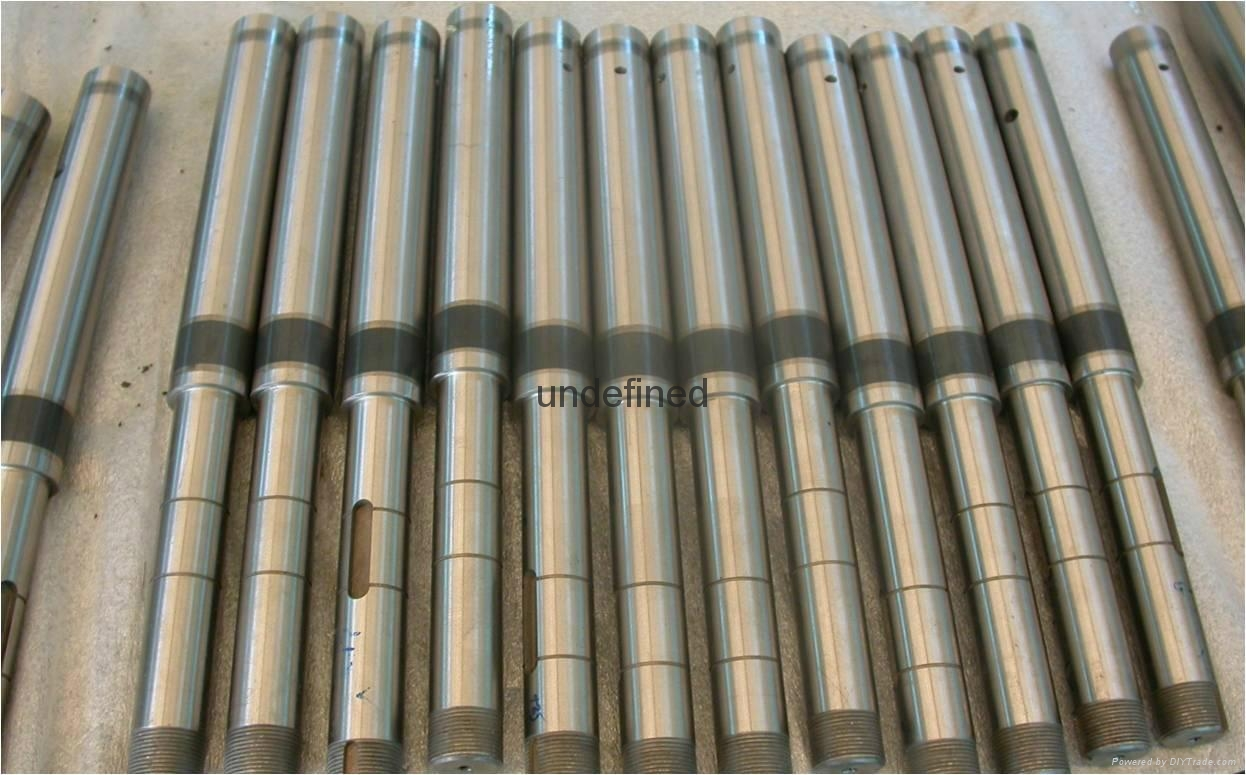 超音速噴塗軸承軸套機械密封碳化鎢塗層 5