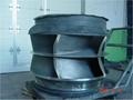 天津超音速熱噴塗碳化鎢金屬防磨塗層尺寸超差修復 5