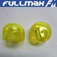 Pencil Sharpener Transparent Plastic