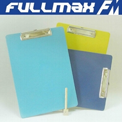 Clipboard A4 PP Metal Bo