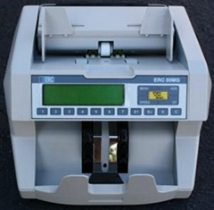 ERC 30 MGorUV 6 Speed Bill Counter with