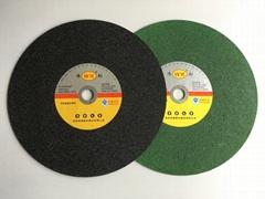 Resin cutting discs