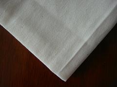涤棉涤卡纱卡工装面料T/C80/20 21X21 108X58 63 涤棉斜纹染色布