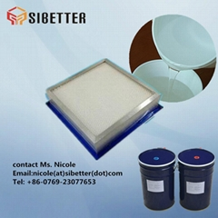 Silicone Gel for Air Filters Potting