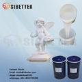 Additional cure liquid silicone rubber