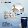 Translucent Platinum RTV Silicone for Culture Stone Molds 1