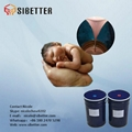 Reborn Silicone Baby Making Lifecasting