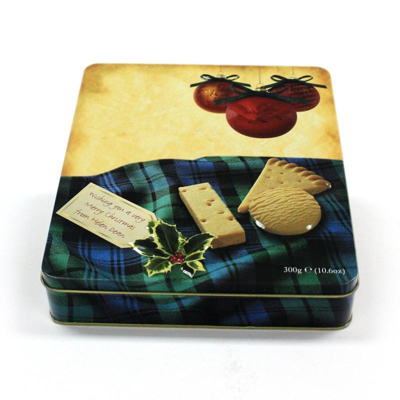 Biscuits & Cookie Tins 2