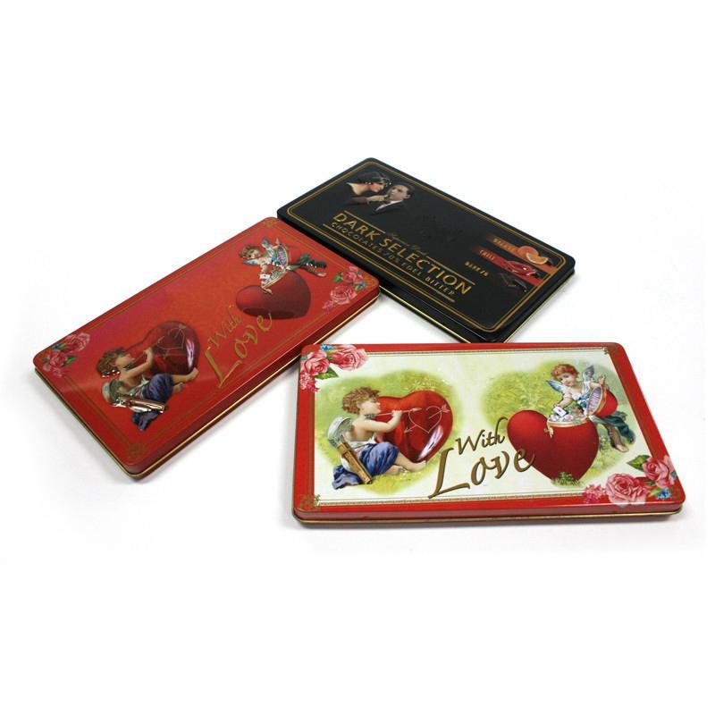Candy & Chocolate Tins 3