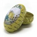 Easter & Halloween Tins  3