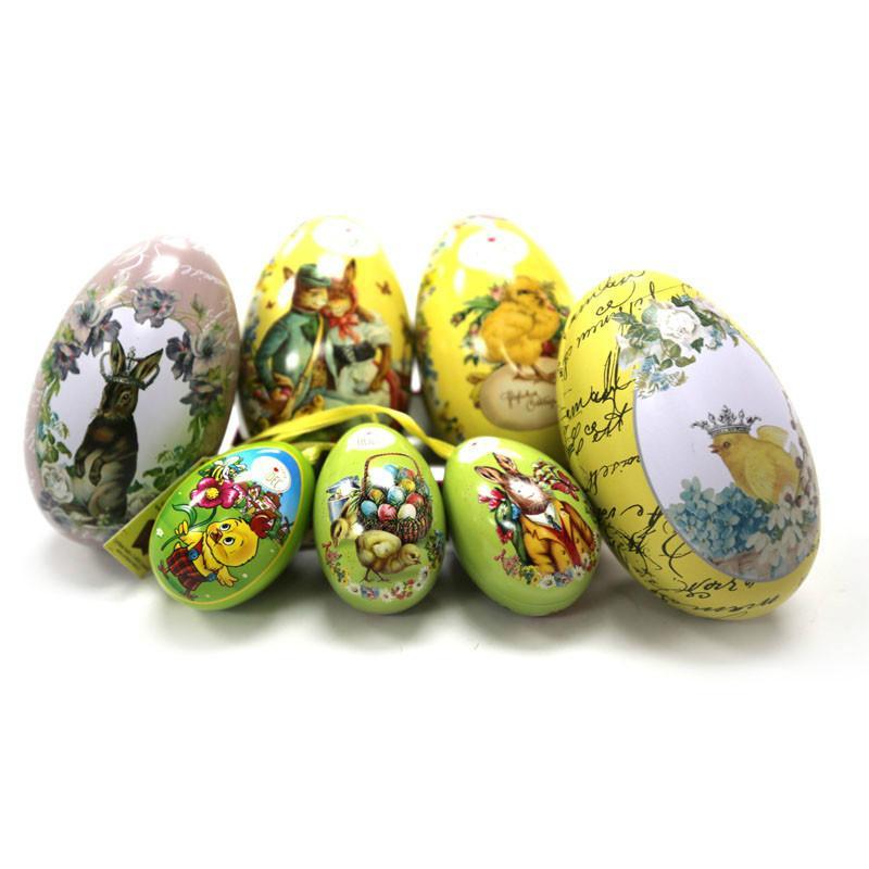 Easter & Halloween Tins  4