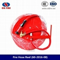 With EN671 Approved Swing type Fire Hose