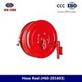 With EN671 Approved Swing type Fire Hose Reel 2