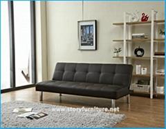 futon sofa bed wooden