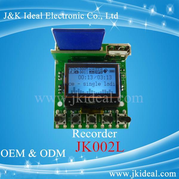bluetooth usb sd card usb mp3 player circuit board for car audio 3