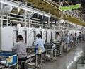 非标洗衣机生产装配线设备制定